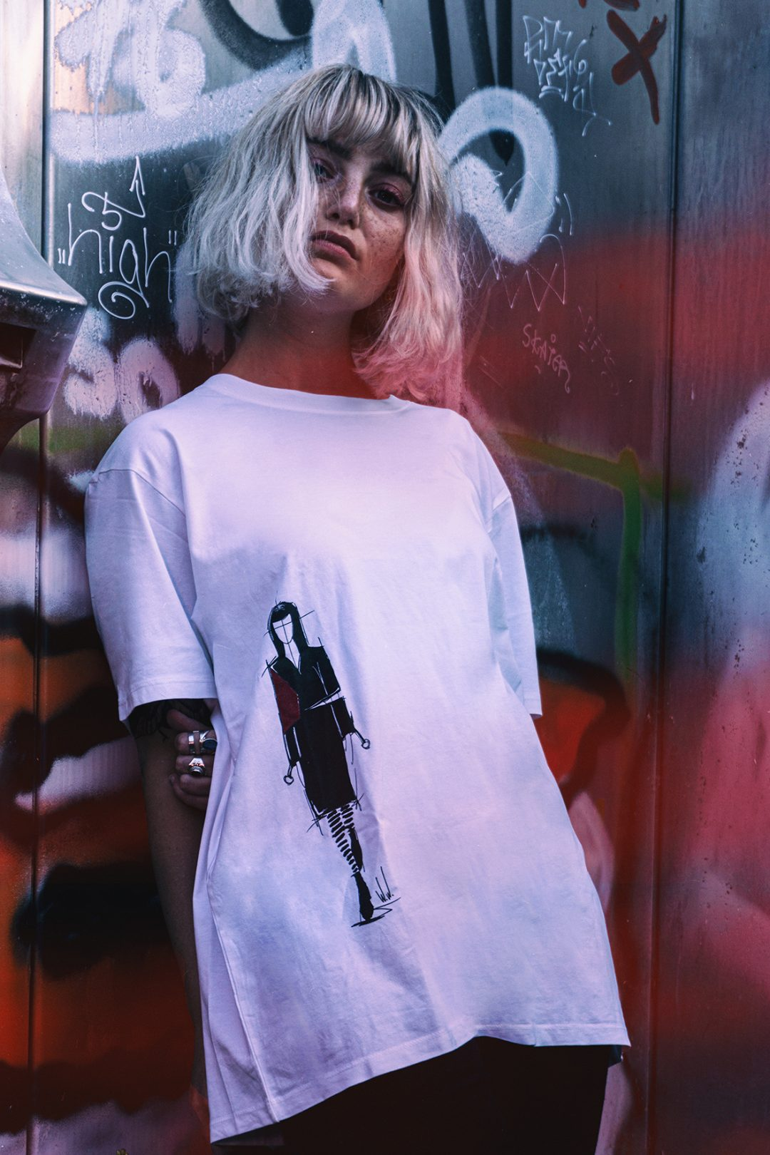 WW-White Tshirt